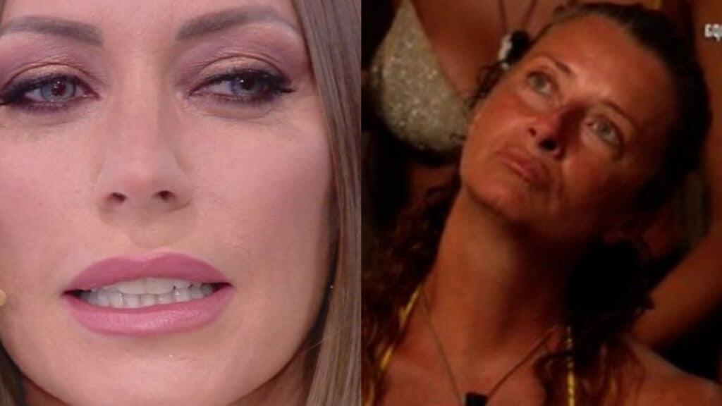 """Isola dei Famosi 2021, Karina Kascella e il """"ricordo"""" di Valentina Persia: «Da quel poco che ho visto era una iena»"""