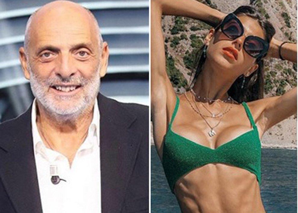 Paolo Brosio e Marialaura De Vitis a Domenica Live: «L'amore è finito». Ma spunta una testimonianza a sorpresa