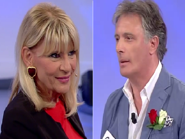 Uomini e donne, Giorgio Manetti contro Gemma Galgani: «Fuori dalla tv non ha alternative»