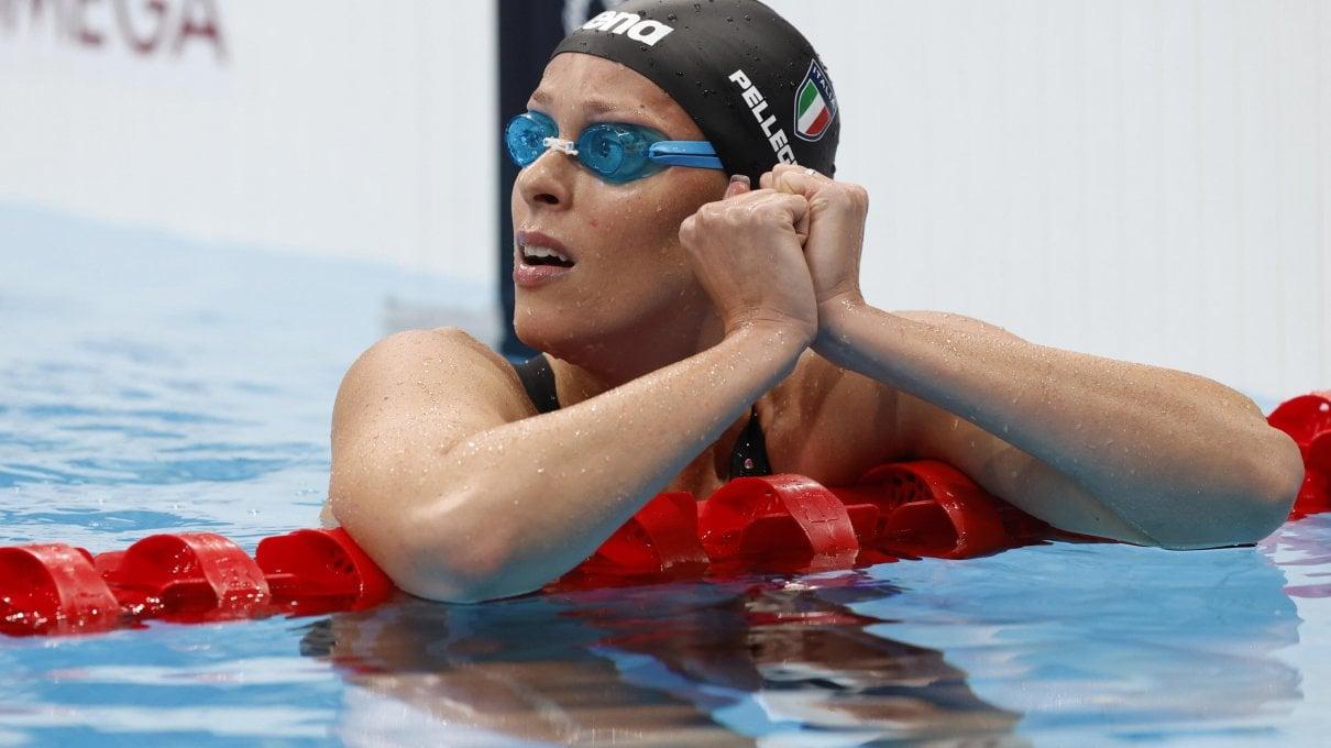 Federica Pellegrini, storica impresa: conquista la quinta finale olimpica nei 200 sl. L'esultanza in lacrime: mai nessuna come lei