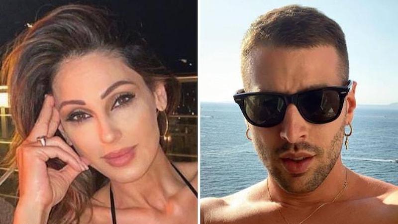 Anna Tatangelo, la foto del bacio con il nuovo compagno Livio Cori mentre Gigi D'Alessio aspetta un figlio: ecco chi è
