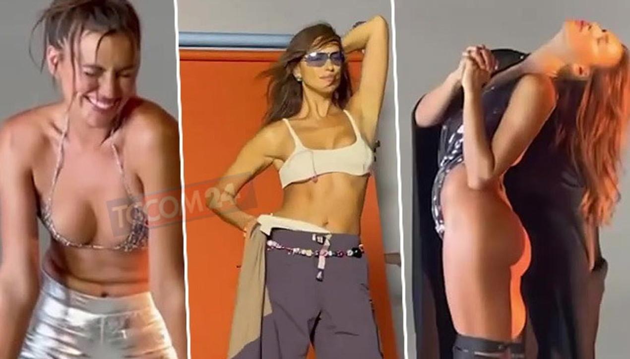 Irina Shayk in un video ad alto tasso erotico: guarda che pose hot per la modella