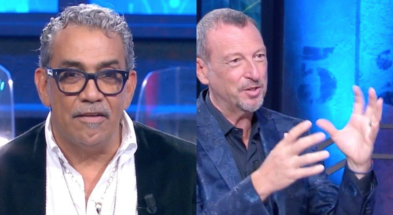Soliti Ignoti, il gesto choc di Guillermo Mariotto fa infuriare i fan: «Ma che fa?». Amadeus senza parole