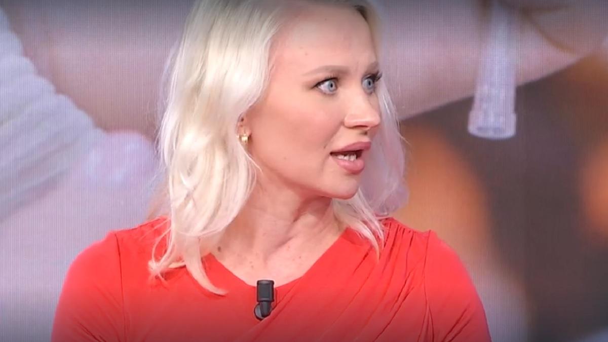 Veera Kinnunen incinta, la scelta a Storie Italiane: «Ho fatto il vaccino in gravidanza»