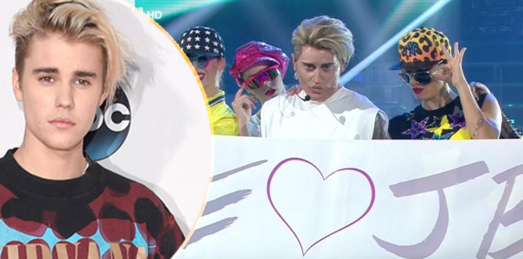 Tale e Quale Show, Enrico Papi imita Justin Bieber e scoppia la protesta social: