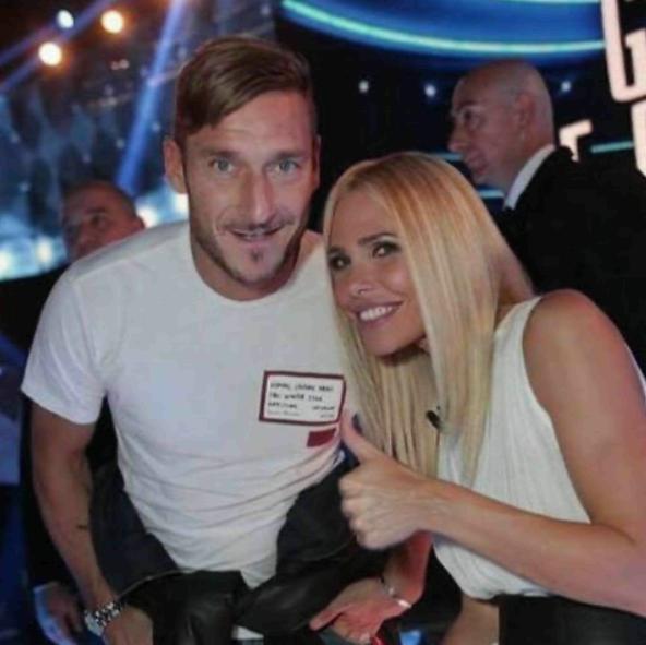 GF Vip, Francesco Totti: