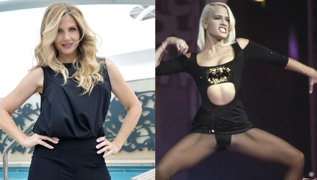 Heather Parisi accusa Lorella Cuccarini, lei replica: «Che strano, dopo il programma mi ha abbracciata »
