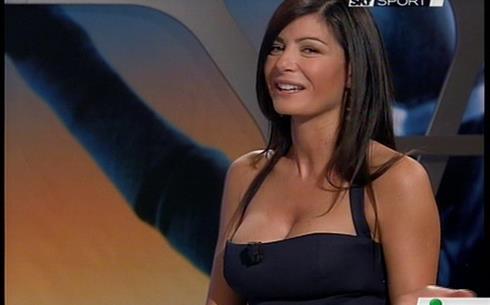 """Maradona: """"Buffon è stato un grande portiere"""". E Ilaria D'Amico…imbarazzo in diretta"""