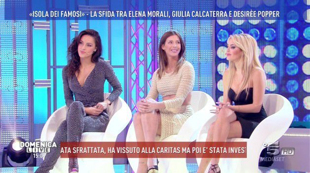 Isola dei Famosi, Barbara D'Urso lancia il televoto: Desirèe Popper, Giulia Calcaterra, Elena Morali?
