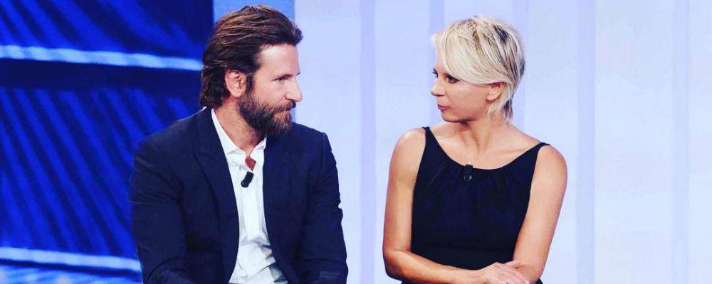 C'è posta per te, Mistero Bradley Cooper: ecco perché non si è presentato in studio
