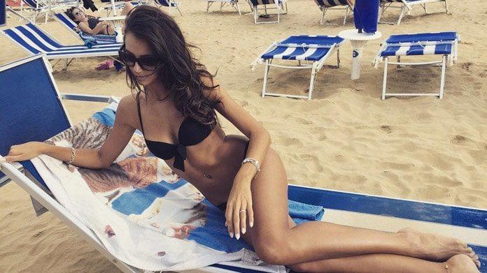 Valentina Allegri, la figlia di Massimiliano e il flirt con Yuri Sterrore