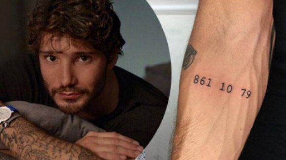 Messaggio sulla pelle, Stefano De Martino a Tgcom24 svela il mistero
