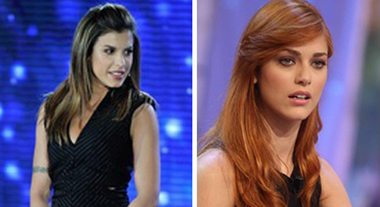 Elisabetta Canalis torna in tv con Bonolis, Miriam Leone in love col collega di fiction