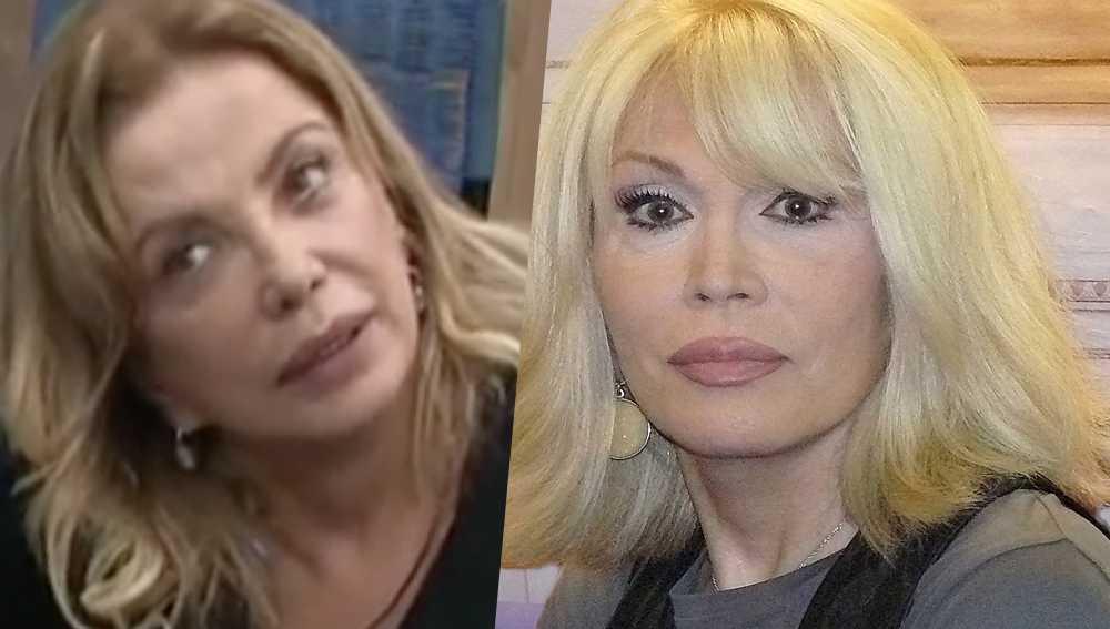 """Grande Fratello Vip, Simona Izzo: """"Amanda Lear era un trans, ha fatto un intervento"""""""