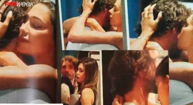 Belen e Stefano De Martino, baci affettuosi e abbracci: ecco le foto scoopp