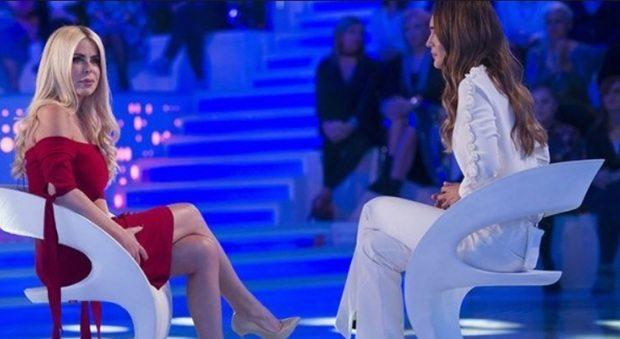 """Loredana Lecciso a Verissimo replica a Romina Power: """"Al Bano ama lei? Divertente"""""""