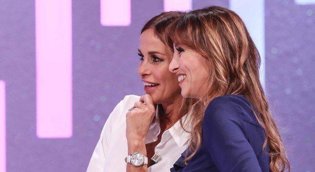 Cristina e Benedetta Parodi a Domenica In stroncate da Del Noce: