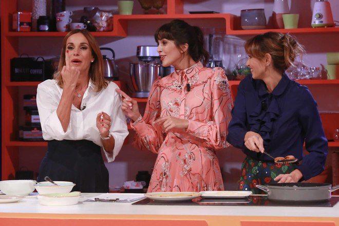 """Greggio attacca Cristina Parodi dopo il flop di Domenica In: """"Via dalla tv"""""""