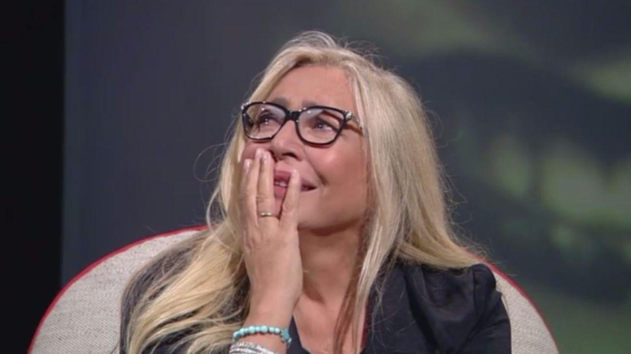 """Mara Venier in lacrime per la mamma: """"Ho desiderato morire con lei"""""""