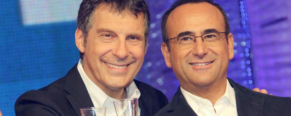 Fabrizio Frizzi, ecco come sta: Carlo Conti svela le sue condizioni di salute dopo la malattia