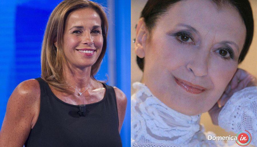 La gaffe di Cristina Parodi: non dice Domenica in ma...
