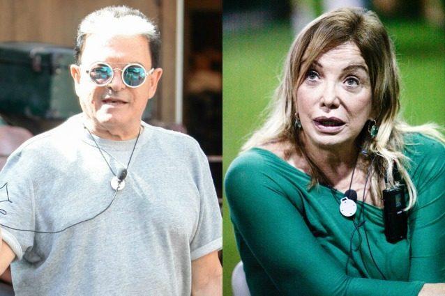 """Grande Fratello Vip, Malgioglio accusa la Izzo: """"Sei ossessionata dal sesso"""""""