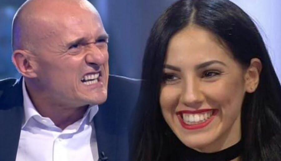 """Grande Fratello Vip, Signorini contro Giulia De Lellis """"Spari ca**ate, sei ignorante"""""""