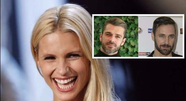 Michelle Hunziker condurrà il Festival di Sanremo: due attori si contendono il posto al suo fianco