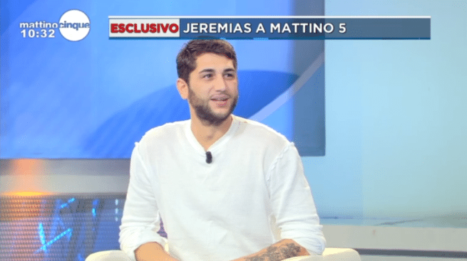 """Jeremias Rodriguez a Mattino Cinque: """"È tutto un casino, tutto nuovo, non sono abituato!"""""""