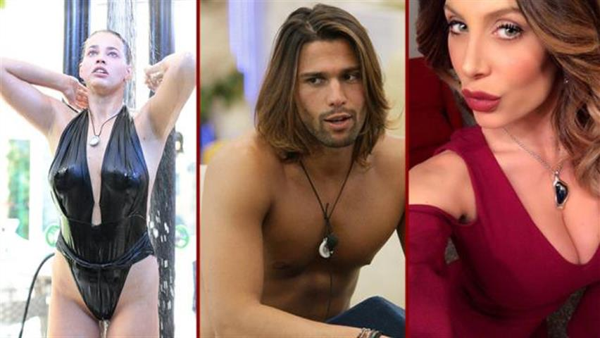 Luca Onestini, Paola Caruso e Ivana Mrazova: cena bollente a tre, ecco cosa è successo durante la serata