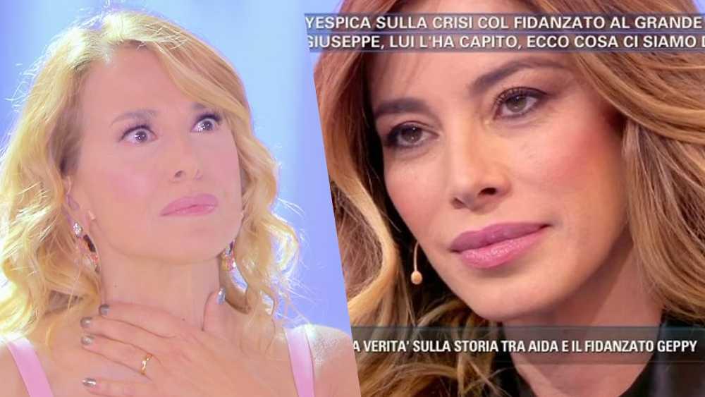"""Barbara D'Urso furiosa con Aida Yespica: """"L'ha fatta grossa..."""""""