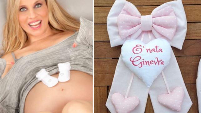 """Laura Freddi mamma a 45 anni, è nata la prima figlia Ginevra: """"Ieri è arrivata Fagiolina!"""""""