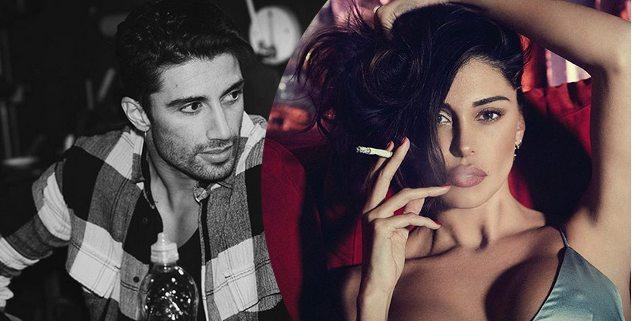 Andrea Iannone, insulti su Instagram, interviene Belen Rodriguez spiazzando tutti
