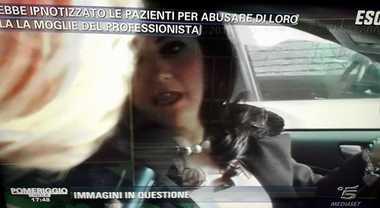 Medico accusato di ipnotizzare pazienti per violentarle, la moglie a Pomeriggio 5: