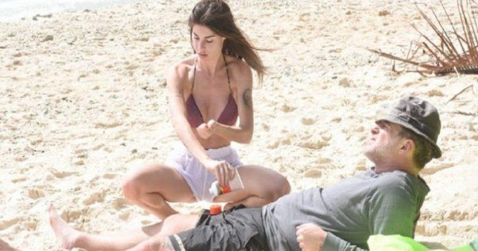 Filippo Nardi e il siparietto hot per Bianca Atzei: tra i due cresce la complicità