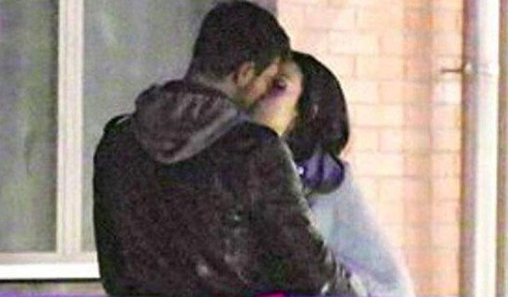 Francesco Monte e Paola Di Benedetto, il primo bacio dopo l?