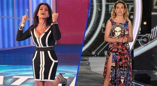 Aida Nizar imbarazza Barbara D'Urso: senza mutande in diretta al Grande Fratello