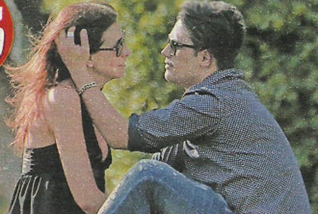 Emanuela Tittocchia e Biagio D'Anelli innamorati: «Lo conosco da anni ma non mi fidavo»