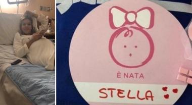 Bobo Vieri e Costanza Caracciolo, è nata la figlia Stella. Il bomber al settimo cielo