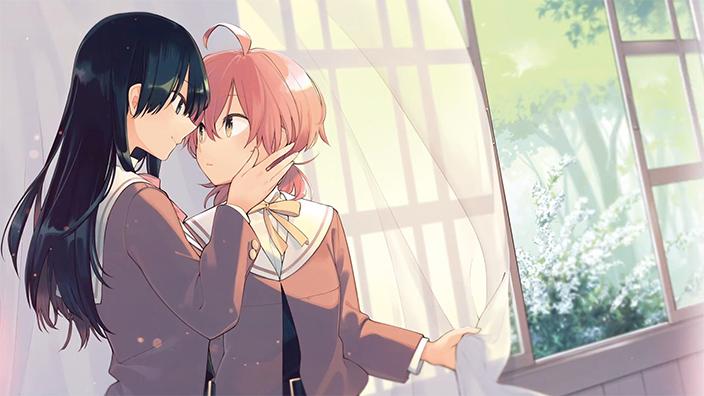 Yagate Kimi ni Naru: il manga yuri di Nio Nakatani riceverà l'adattamento animato