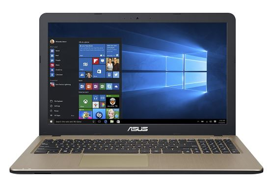Asus VivoBook X540SA-XX652T notebook, Display 15 pollici