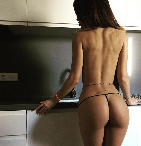 Carlotta Tadolini, la modella italo-russa che infi* amma Instagram