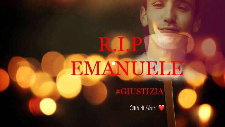 Emanuele pestato a morte dal branco in discoteca per aver difeso la fidanzata dalle avance di un albanese