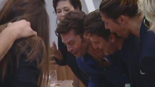 """""""Grande Fratello Vip"""", festa per il compleanno di Raffaello Tonon"""