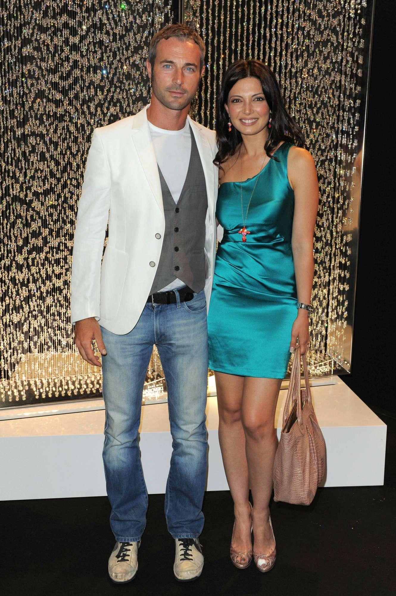 Alessia Mancini e Flavio Montrucchio, sempre più uniti e innamorati
