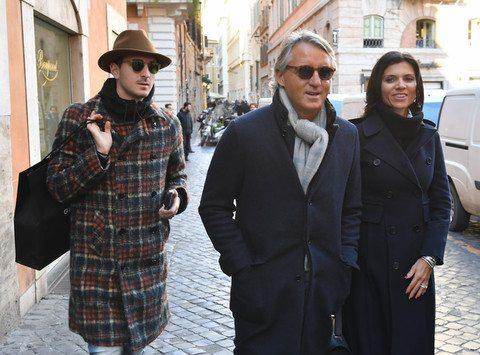 Roberto Mancini pizzicato da Barillari con la nuova fidanzata: ecco chi è