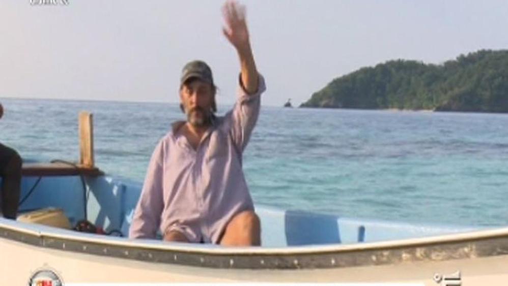 Ceccherini abbandona l'Isola dei Famosi 2017, scoperto il vero motivo dell'addio al reality