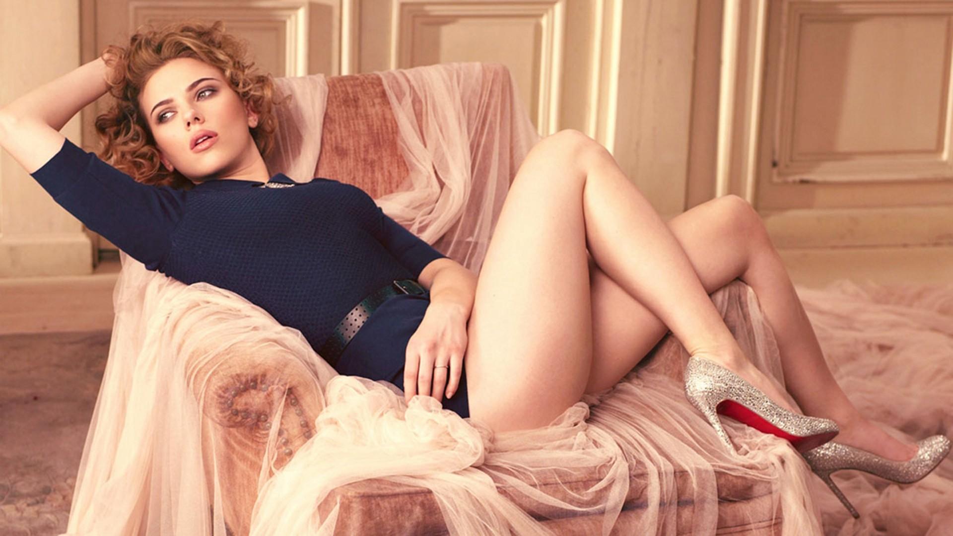 """Scarlett Johansson, dopo due divorzi ammette a Pl. ay. boy: """"La monogamia non è naturale"""""""