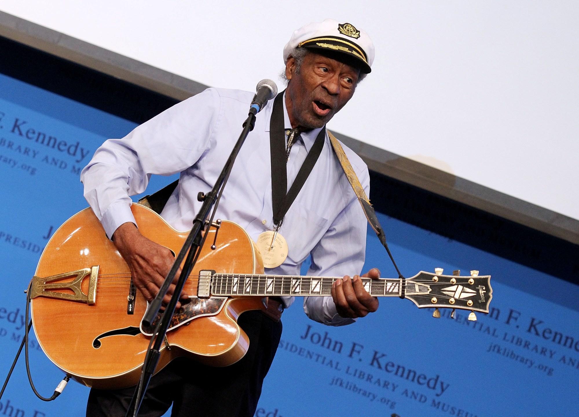 Addio a Chuck Berry, morto a 90 anni il padre del rock ?n ?roll