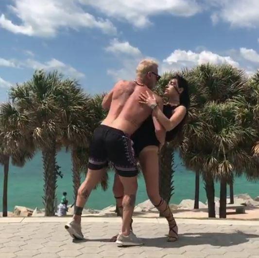 Gianluca Vacchi balla a Miami... e fa il solito boom